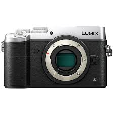 zebra pattern lumix panasonic lumix gx8 mirrorless micro 4 3 camera silver body only