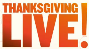 thanksgiving live on the food network
