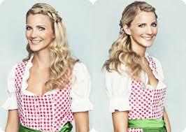 Einfache Frisuren Selber Machen Offene Haare by Dirndl Frisuren Mit Anleitung Für Oktoberfest Wiesn 2013