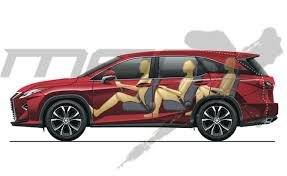 lexus suv 3rd row 3 row lexus rx rumored to debut this october autoguide com