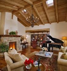 Vaulted Ceiling Living Room Design by Living Room Poll House Truss Ceiling Airmaxtn