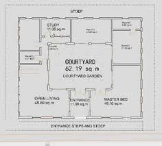 courtyard house plan floor plan interior courtyard floor plans interior courtyard house