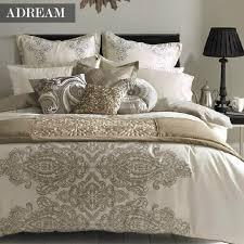 adream bedding set duvet cover set european style cream home