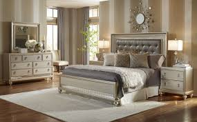 Bedroom Furniture King Sets Diva Panel Bedroom Set From Samuel Lawrence 8808 255 257 400