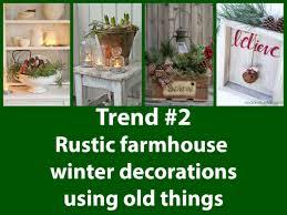 Home Decor Channel Top 5 Winter Decor Trends Winter Decor Trends Winter Decorating