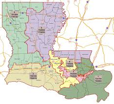 Florida Congressional Districts Map by 2016 Louisiana Census Estimates And Congressional Redistricting