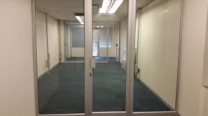 glass office partitions vereeniging office glass walls in