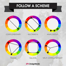 Proper Color Scheme Color Philosophy U0026 System In Web Design Designmantic