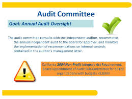 board member your fiscal responsibility goals this presentation