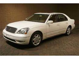 lexus ls430 gold package used lexus for sale