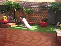 Artificial Grass Backyard by A Space For Playing And Lounging In Perth U2014 My Great Outdoors