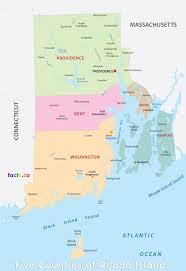 Block Island Map Rhode Island Map Blank Political Rhode Island Map With Cities