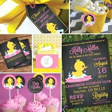 Bathrooms Ideas Small Rubber Ducky Baby Shower Pear Tree Duck Cake