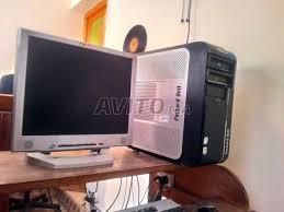 pc bureau complet pc bureau complet à vendre à dans ordinateurs de bureau avito ma