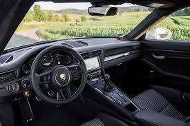 new porsche 911 interior 2016 porsche 911 r first drive review r is for revelation