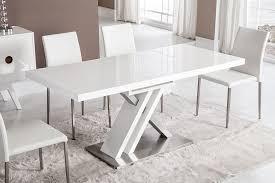 table de cuisine blanche avec rallonge table a manger avec rallonge table de cuisine pas cher