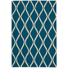 Couristan Outdoor Rugs Blue Outdoor Rugs Rugs The Home Depot