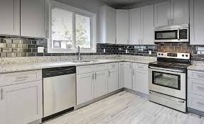 Custom Kitchen Cabinet Doors Online by Cabinets U0026 Drawer Shaker Kitchen Cabinets Grey Dark Chocolate