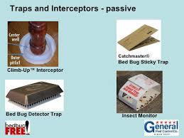Bed Bug Interceptor 3 1 Treatment Options For Bed Bugs And Resident Preparation