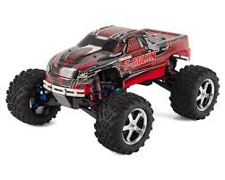 monster truck nitro 4 t maxx 3 3 4wd rtr nitro monster truck red by traxxas tra49077