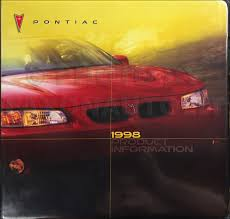 1998 cavalier u0026 sunfire repair shop manual original 3 volume set