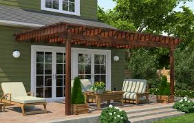charming arbor patio for your home design styles interior ideas