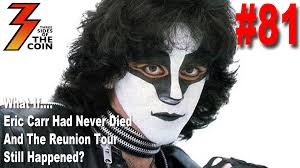 paul stanley halloween costume ep 81 what if eric carr had never died three sides of the coin