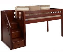 diy bunk bed steps home design ideas