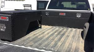 Slide Out Truck Bed Tool Boxes Pork Chop Toolbox The Fuelbox