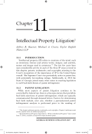 Sample Qa Resumes by Intellectual Property Litigation 2017 Ed