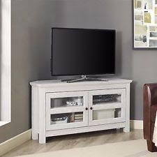 White Corner Storage Cabinet by Corner Tv Cabinet Ebay