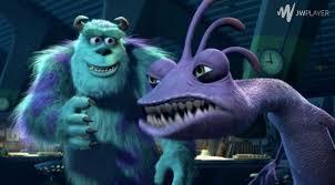 pixar animation studios review monsters u2013 animatedkid
