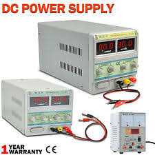 Variable Bench Power Supply With Lcd And Monitor Display Adjustable Power Supplies Ebay