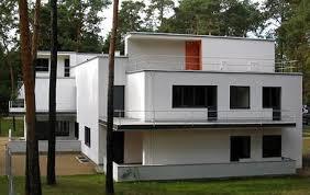 bauhaus home usmodernist gropius