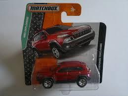 matchbox jeep 2016 2016 jeep cherokee trailhawk matchbox mbx matchbox mbx