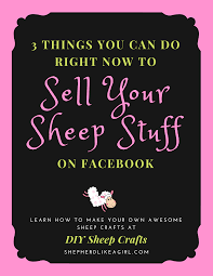 s stuff 3 things you can do right now to sell your sheep stuff on