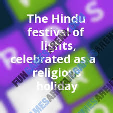 the hindu festival of lights celebrated as a religious