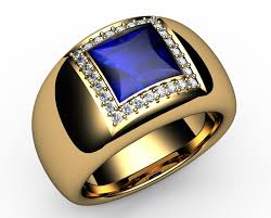 blue man rings images Mens sapphire rings 14 best ring ring images lucy jpg