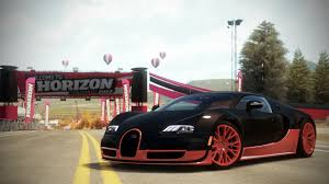 bugatti veyron supersport forza horizon cars
