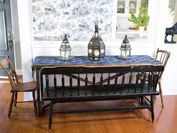 Vintage Wooden Dining Chairs Furniture Rustic Moroccan Dining Room With Vintage Moroccan