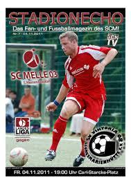 Sv Bad Rothenfelde Stadionecho Sc Melle 03 Gegen Sv Viktoria Georgsmarienhütte Fussbal U2026