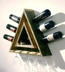 wine rack diy two toned wine rack ikeahack diy wine