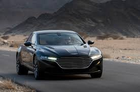 aston martin lagonda interior aston martin shows new lagonda sedan 30 photos