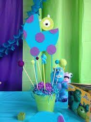 inc baby shower decorations disney monsters inc baby shower home party ideas