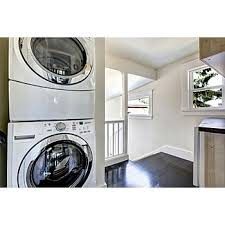 Samsung Pedestals For Washer And Dryer White How To Stack Your Washer And Dryer Sears