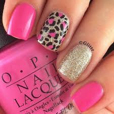 Nail Designs Cheetah 50 Stylish Leopard And Cheetah Nail Designs Leopards Cheetah