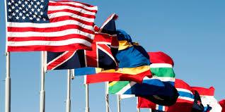 United Nation Flag Nations Empires Globalism U2013 Karla Perry