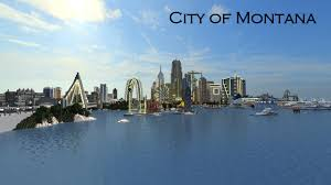 Montana Cities Map by City Of Montana Modern City Trailer Youtube