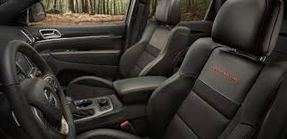 srt jeep 2016 interior 2017 jeep grand cherokee for sale near chicago il sherman dodge