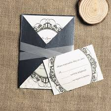 pocket invites green wedding invitations cheap invites at invitesweddings